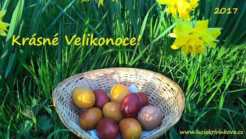 Velikonoce bez chemie: velikonoční vajíčka barvená přírodou