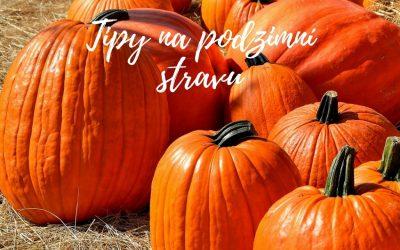 Podzimní strava pro podzimní pohodu: 5 tipů pro pevné zdraví navzdory plískanicím