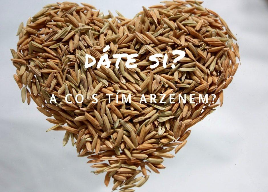 O rýži a arzenu: jak omezit jeho množství na minimum, a jíst tak rýži bez obav o své zdraví?