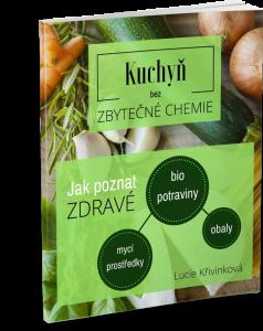 E-book Kuchyň bez zbytečné chemie