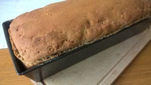 Domácí žitný kváskový chleba bio