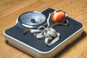 Předsevzetí zhubnout