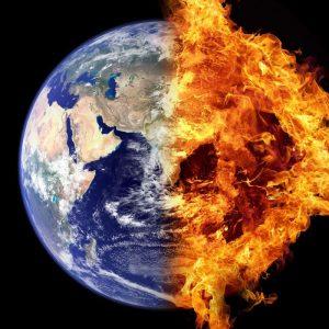 Planeta v ohni